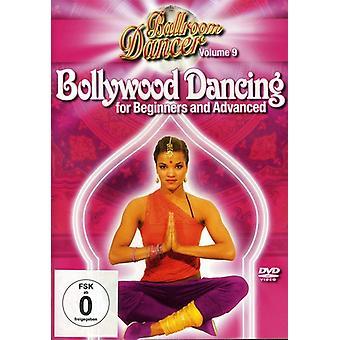 Vol. 9-Bollywood Dancing [DVD] USA import