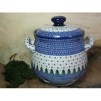 Garlic pot 900 ml, height 15 cm, unique 57 - BSN 10539