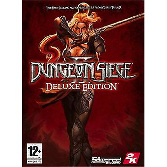 Dungeon Siege II Deluxe Edition (PC)-ny