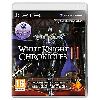 White Knight Chronicles 2 (PS3) - Als nieuw