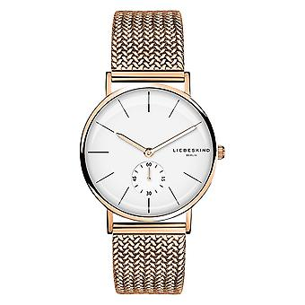 LIEBESKIND BERLIN ladies watch wristwatch stainless steel LT-0109-MQ