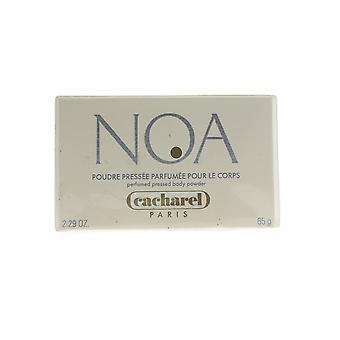 Cacharel 'Noa' Perfumed Pressed Body Powder 2.29oz/65g New In Box