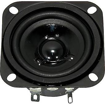 Visaton FR 58 / 8 OHM 2.3 inch 5.8 cm Wideband speaker chassis 10 W 8 Ω