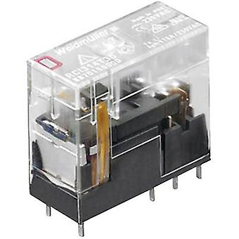 Weidmüller RCI424T30 Plug-in Relais 230 V AC 8 A 2 verandering-overs 1 PC('s)