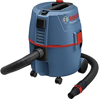 Bosch Professional GAS 20 L 060197B000 Wet/dry vacuum cleaner 1200 W 7.50 l Semi-automatic filter cleaning, Class L certificate