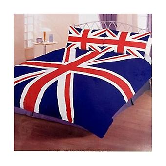 Union Jack Wear Classic Union Jack Double Duvet Cover Set