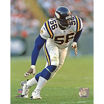 Chris Doleman Photo Print