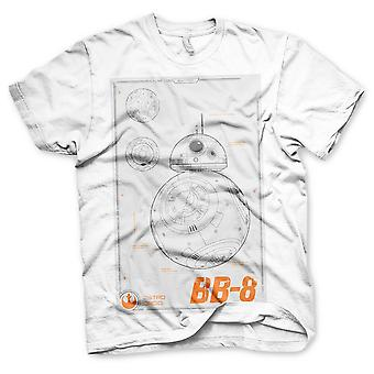 Star Wars BB-8 T-Shirt -The Force Awakens- Episode 7
