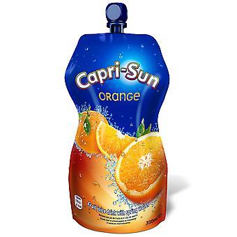 Capri Sun Orange Juice Reclosable Pouches