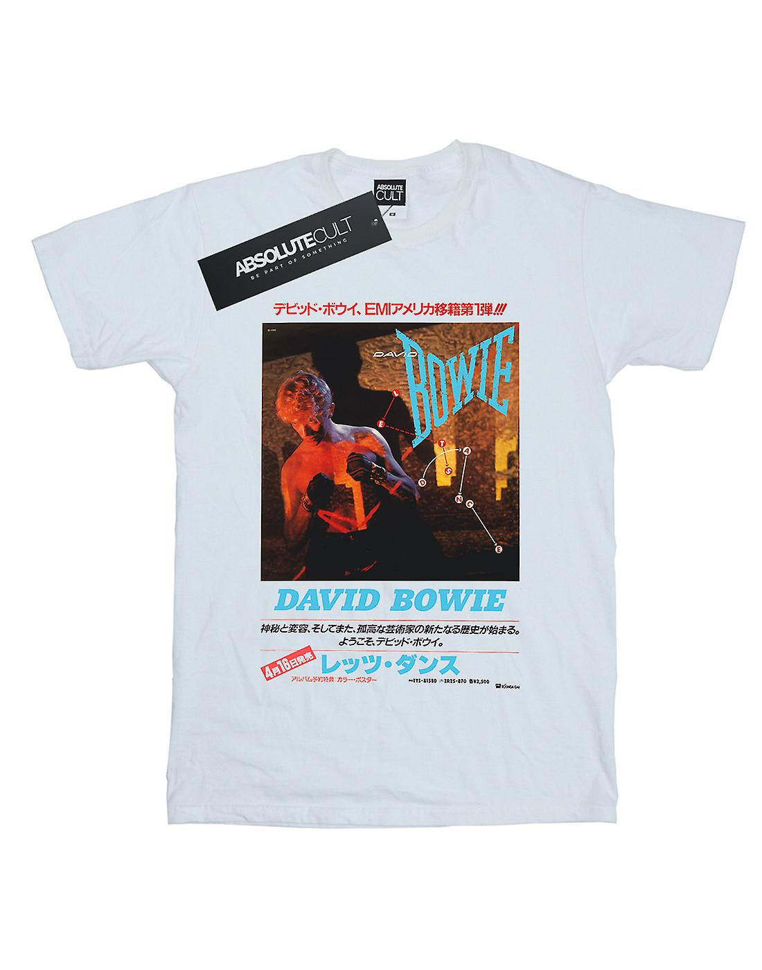 David Bowie Girls Asian Poster T-Shirt