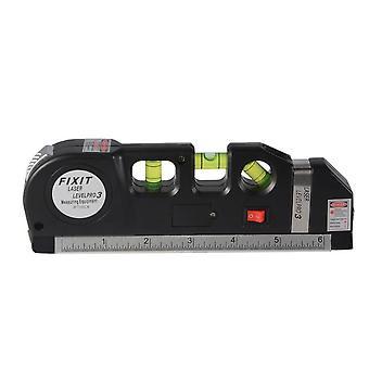 レーザースピリットレベル - スピリットレベル、レーザー、テープメジャー、定規 1