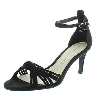 Chinese Laundry Womens Robbie Open Toe Ankle Strap Classic Pumps