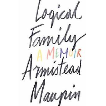 Logiska familj - en memoar av Armistead Maupin - 9780857523518 bok