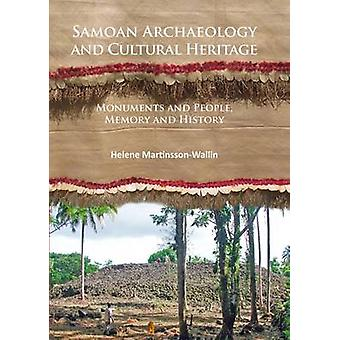Samoan Archaeology and Cultural Heritage - Monuments and People - Memo