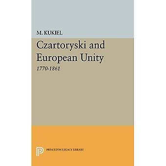 Czartoryski e unidade europeia: 1770-1861 (biblioteca do legado de Princeton)