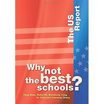 Por que não as escolas de melhor?: estudos de caso: EUA