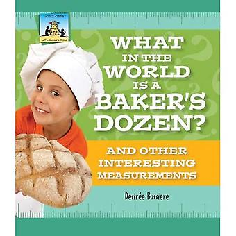What in the World Is a Baker's Dozen?