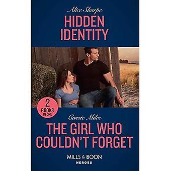 Versteckte Identität: Versteckte Identität / das Mädchen, das nicht vergessen