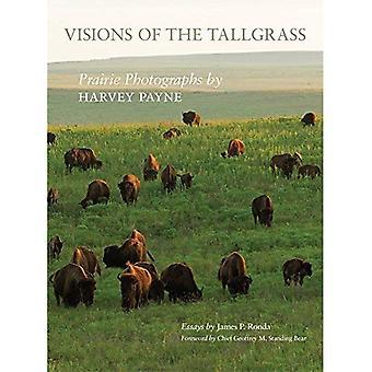 Visioenen van de Tallgrass: Prairie foto's door Harvey Payne (Charles M. Russell Center serie over kunst en fotografie van t)