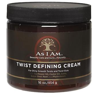 As I Am Twist Defining Cream, 16oz