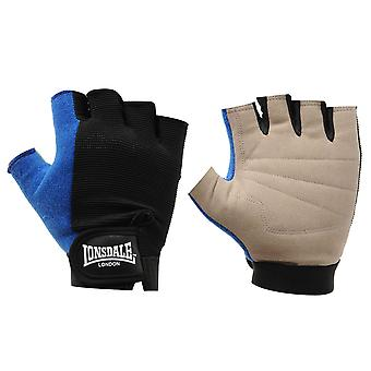 Lonsdale Unisex Fitness Gloves Training