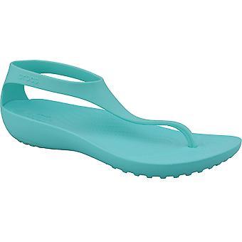 Crocs W Serena Flip 205468-40m Womens sandali all'aperto