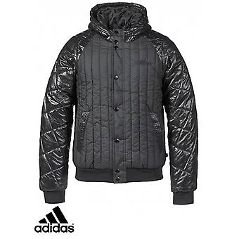 Adidas Men's Neo SC Padded Hooded Jacket