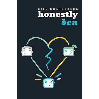 Honestly Ben by Bill Konigsberg - 9780545858267 Book