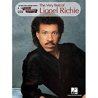The Very Best of Lionel Richie - E-Z Play Today Volume 256 - 978063408