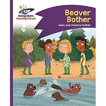 Reading Planet - Beaver Bother - Purple - Comet Street Kids by Adam Gu