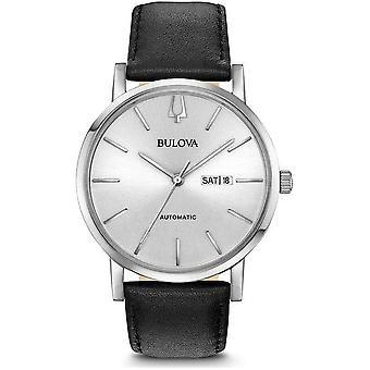 BULOVA-שעון יד אוטומטי מושלם לגברים של 96C130