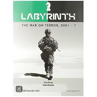 Labyrinth the War on Terror Board Game