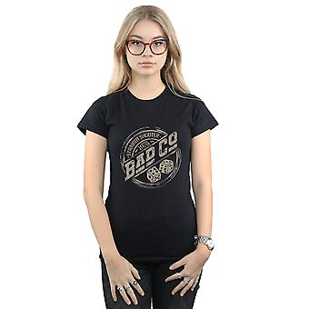 Bad Company kvinnors raka shooter T-shirt