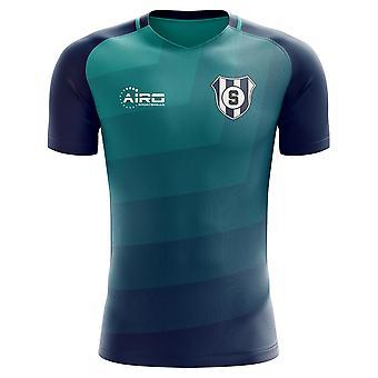 2019-2020 Tottenham Third Concept Football Shirt - Kids