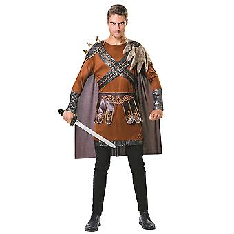 Bristol Novelty Mens Medieval Warrior Costume