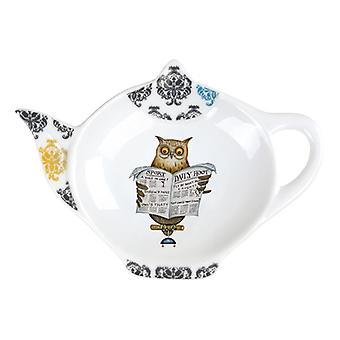 BIA Funimal Teabag Tidy, Owl