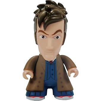 Doctor Who tiende Doctor trenchcoat Titans 6.5