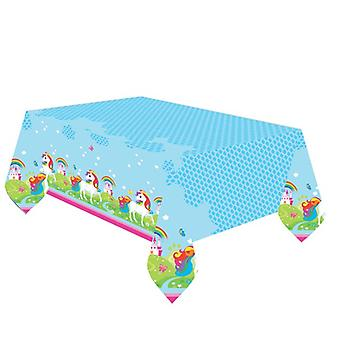 Amscan Unicorn Plastic Tablecover