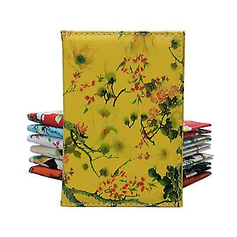 Flower Passport Cover