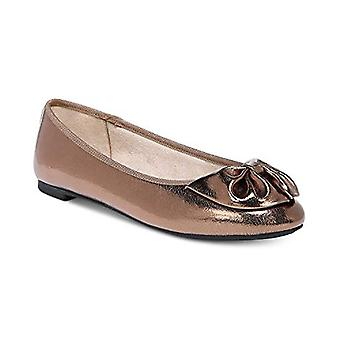 Circus by Sam Edelman Womens Bow Ballet Fabric Closed Toe Slide Flats