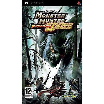 Monster Hunter Freedom Unite (PSP) - New