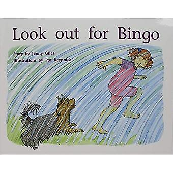 Look Out for Bingo: Student Reader (Level 8)