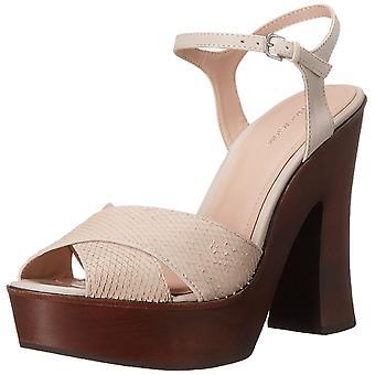 Pour La Victoire Womens Dakota Open Toe Special Occasion Ankle Strap Sandals