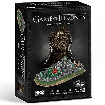 Paul Lamond Game Of Thrones Winterfell 3D Puzzle