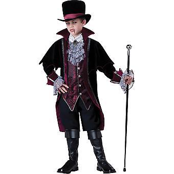 Vampire Of Versailles Child Costume