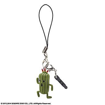 Cell Phone Charm - Theatrhythm Final Fantasy - Cactuar Mascot Strap
