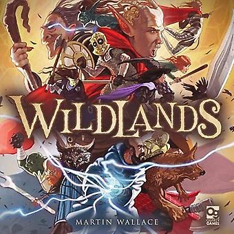 Wildlands Four-Player Core Set Board Game