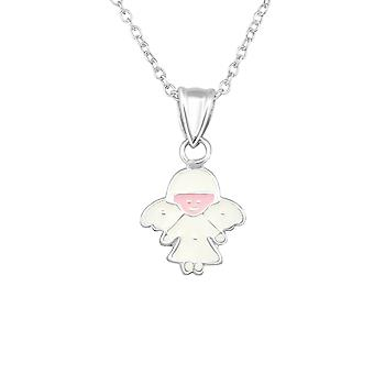 Angel - 925 Sterling Silver kaulakoru - W20339x