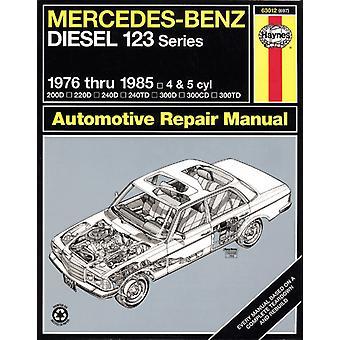 MercedesBenz Diesel 123 Series 76  85 by Warren & LarryHaynes & J. H.