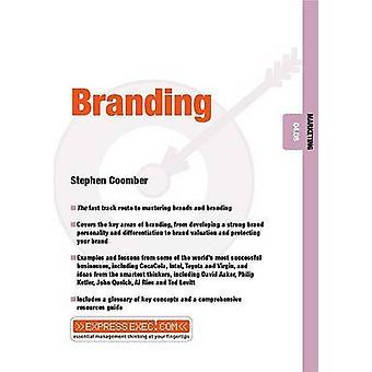 Branding durch Steve Coomber - 9781841124100 Buch